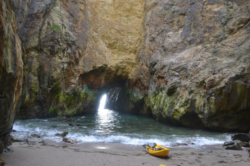 The Prison Koru Kayaking