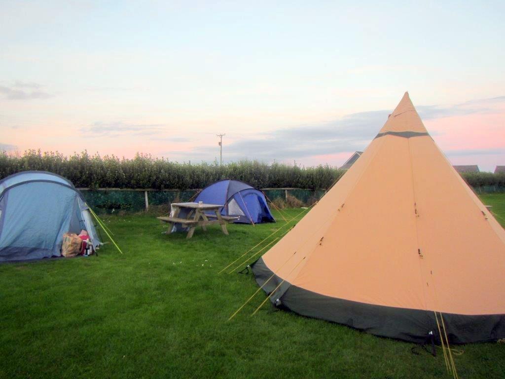 Treen campsite