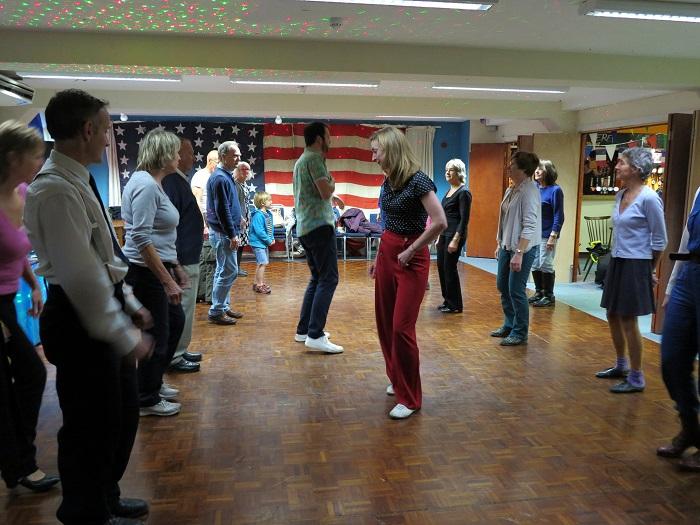 Dancing 1940's