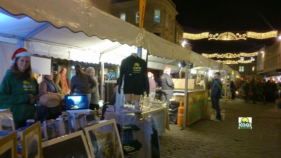 Koru Truro Market