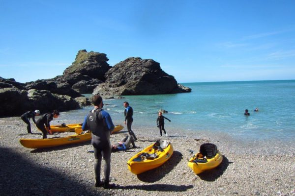 Secluded beaches, St Agnes