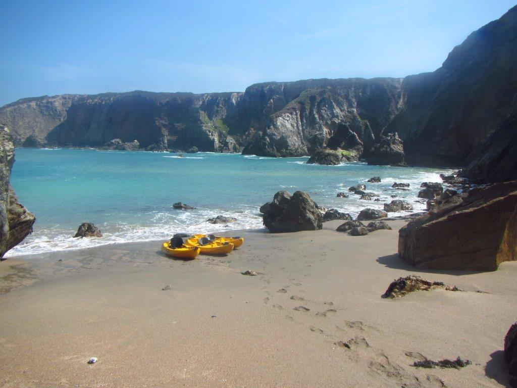 Secluded Beaches., St Agnes