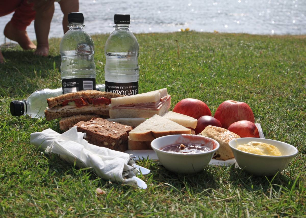NEW for 2014! Enjoy a delicious picnic after your kayak adventure!