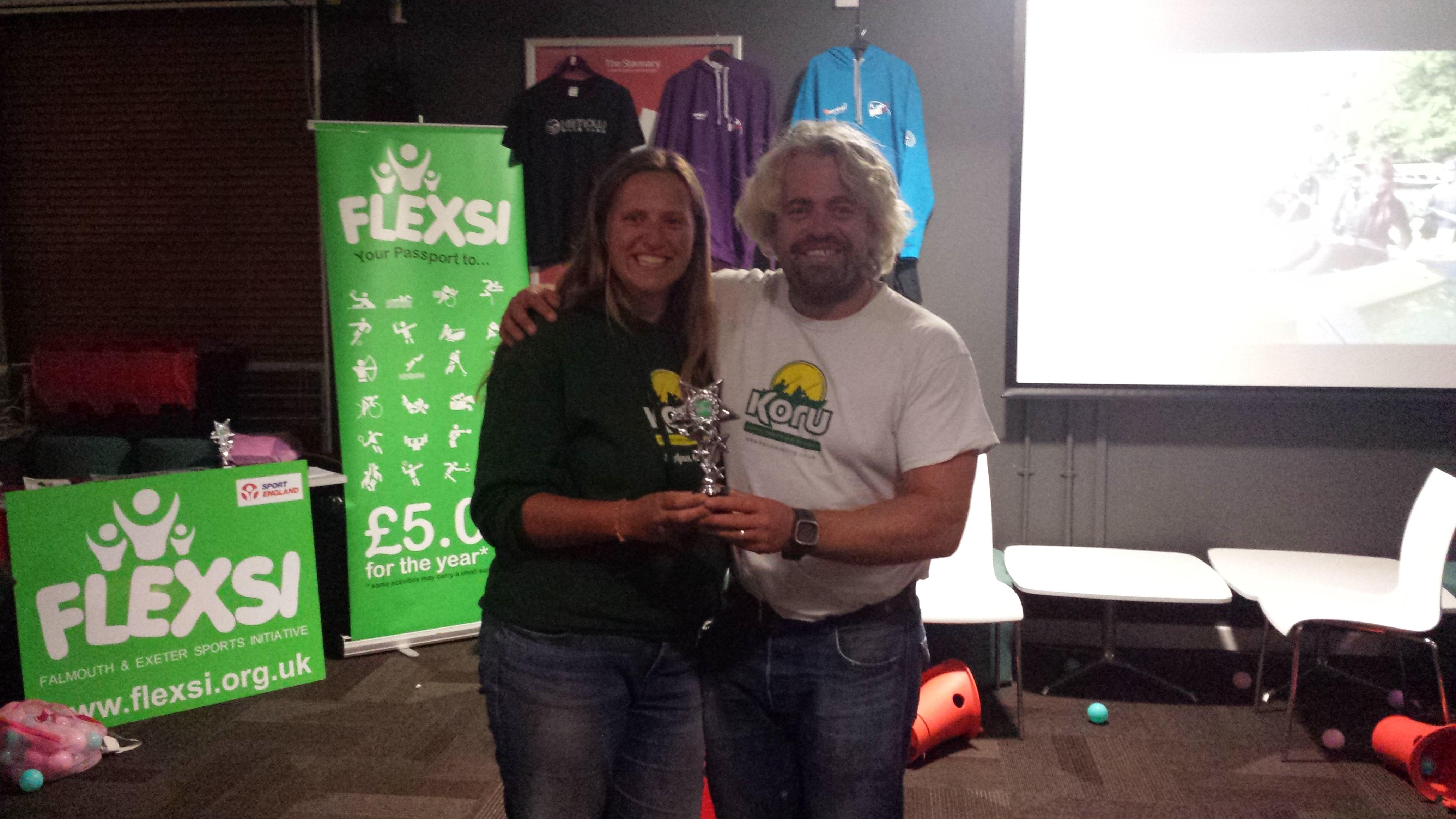 Koru Kayaking Win Best Overall Experience Award!