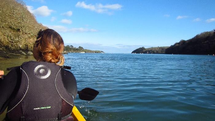Frenchmans Creek, Koru Kayaking, Conrwall, Helford River