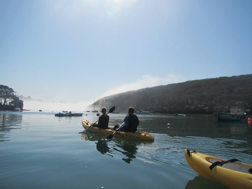 Spring & Mist on Koru's Frenchmans Creek Adventures!