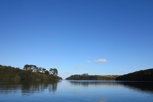 10 October - Polwheveral Creek, Helford River, Cornwall