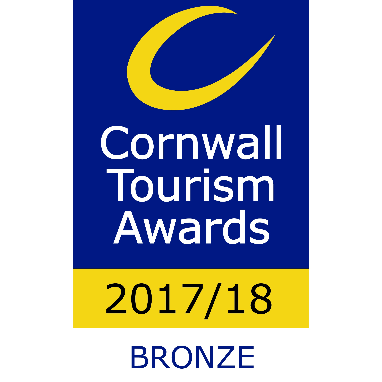 """Helpful, Knowledgeable and Great Service"" Koru recieves award at Cornwall Tourism Award 2017/8"