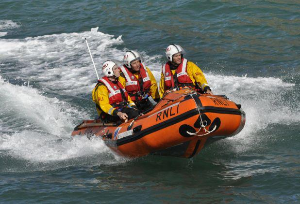 Koru Kayaking at St Agnes RNLI Lifeboat Station Open Day