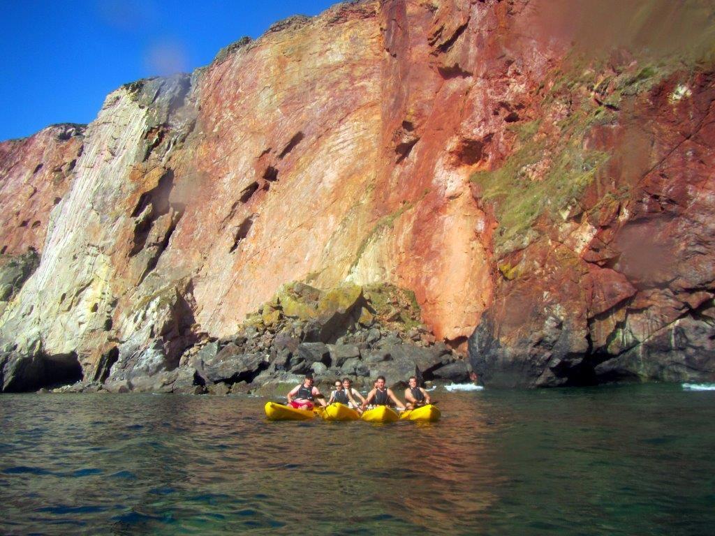 Explore Poldark Country by kayak!