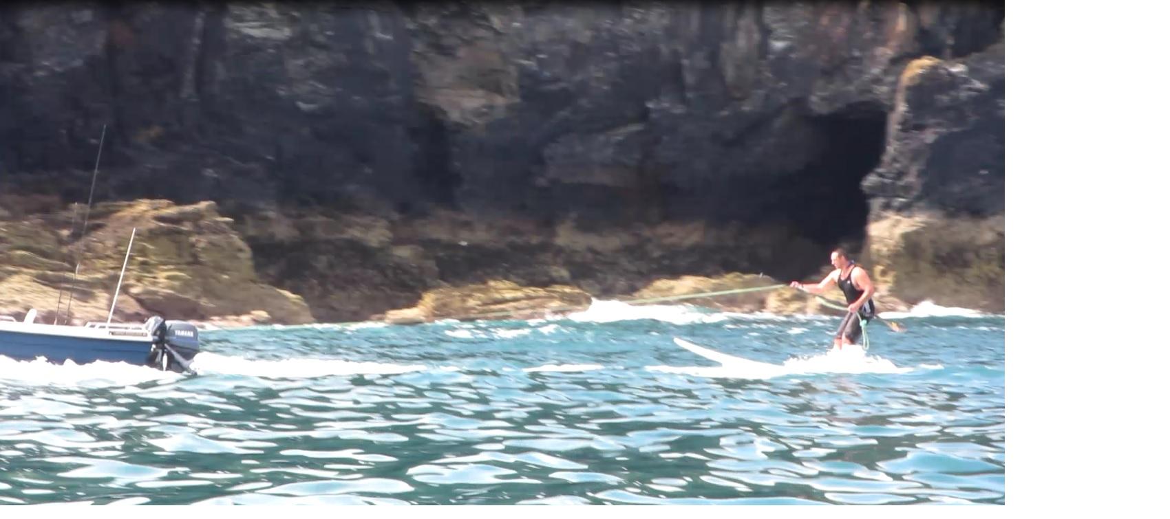 Water ski-ing Aggie-Style!