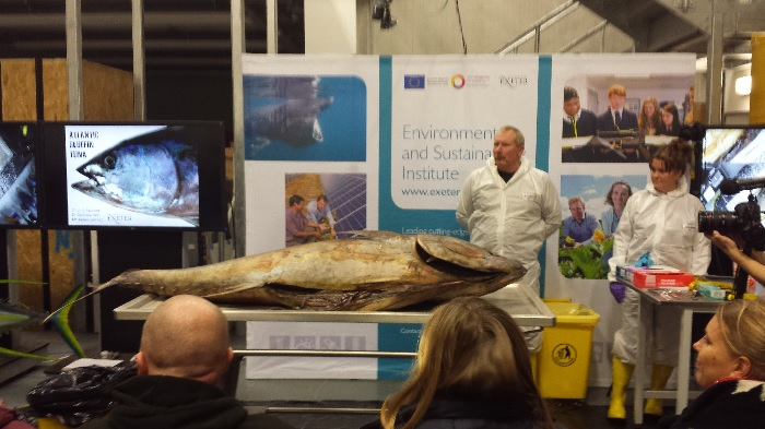 Environment and Sustainability Institute – Exeter University, Penryn Campus – Tuna Talk