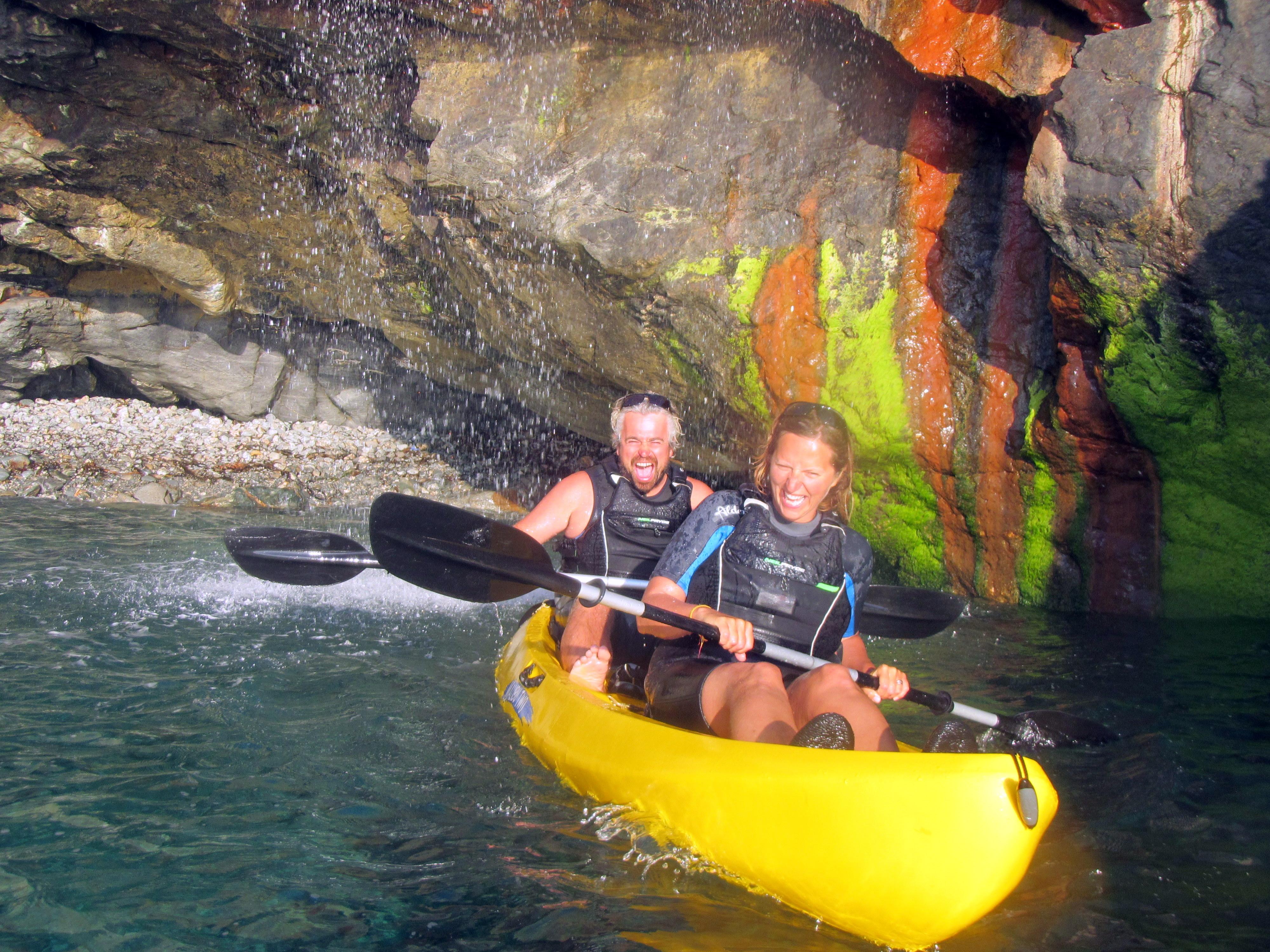 May Bank Holiday Koru Kayak Adventures