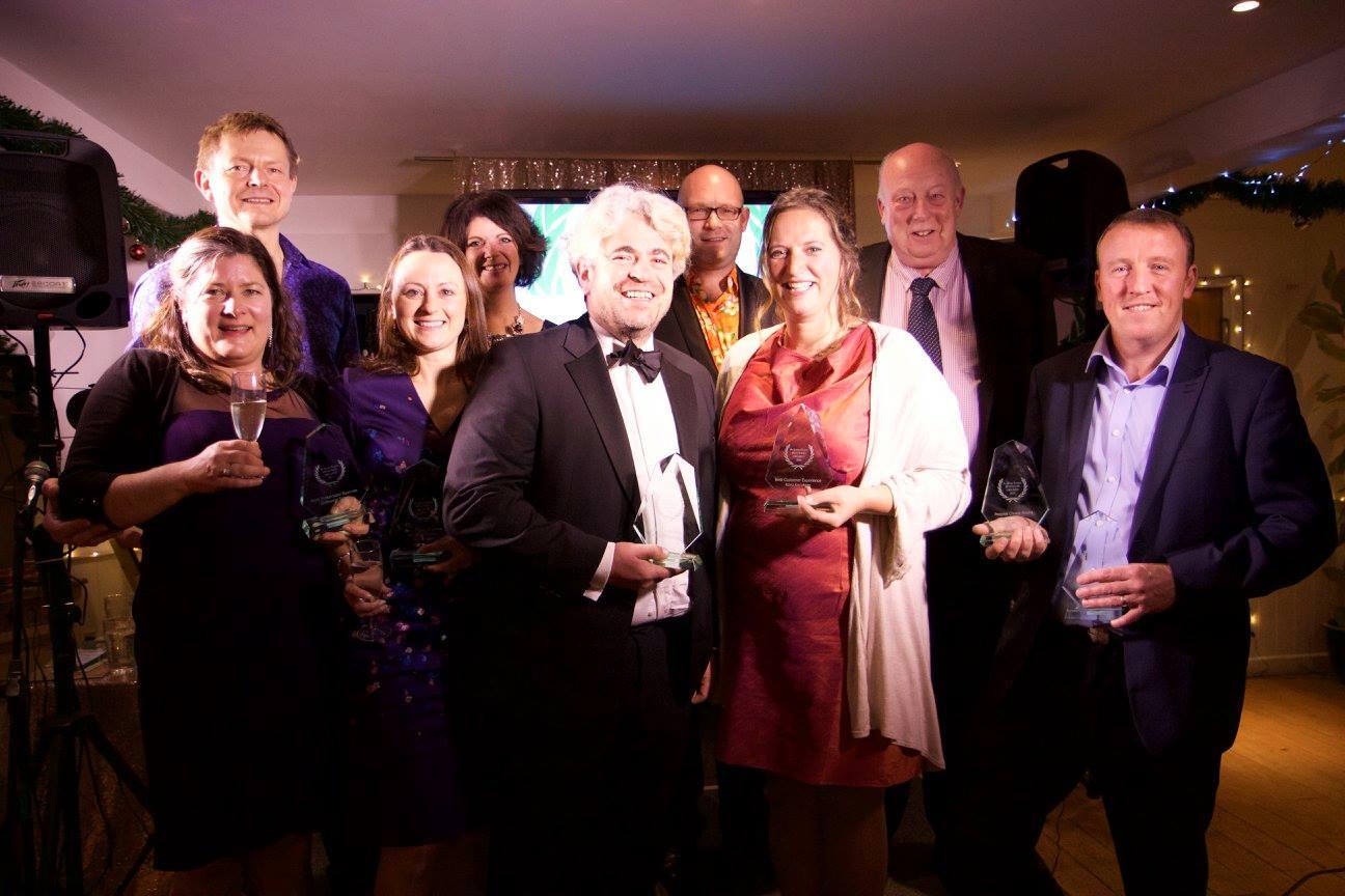 Koru win Gold at St Agnes Business Awards