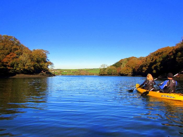 Join us on a Koru kayak adventure this half term!