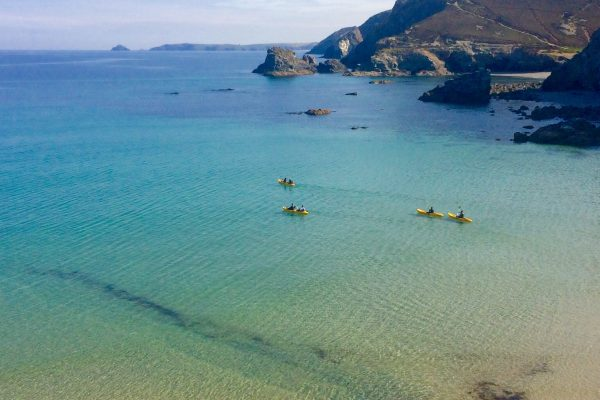 0 Front Cover Another Koru Kayaking Adventure launching from Trevaunance Cove, St Agnes (credit Jamie Goodwin)