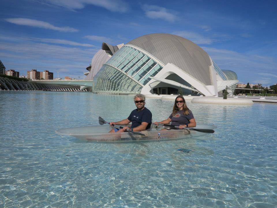 European Adventures – Koru go Kayaking in Spain