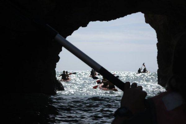 kayaking, portugal, lagos