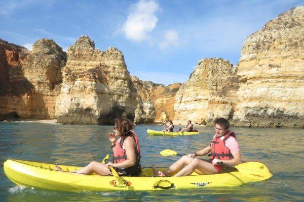 kayaking lagos portugal