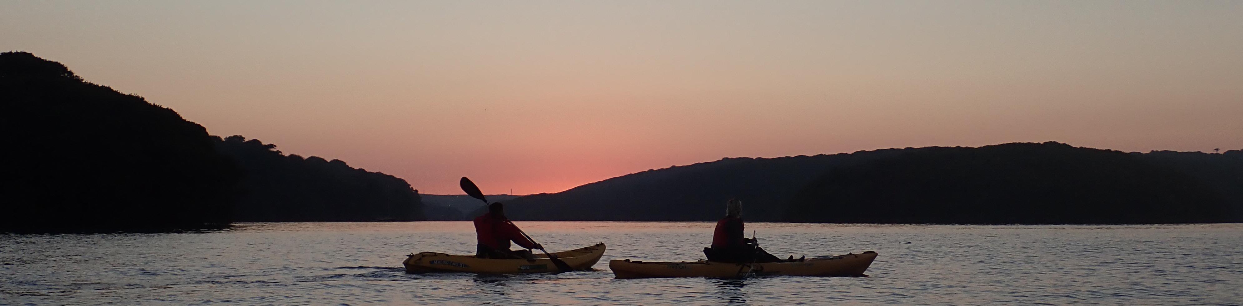 Kayak this Autumn with Koru Kayaking