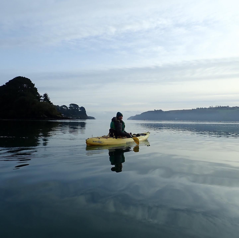 Winter Kayak Adventures