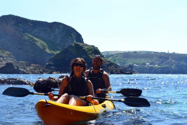 KORU Couple on north coast adventure