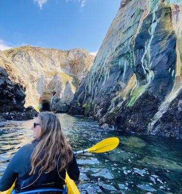 North Coast Kayak Adventure