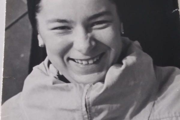 Zdena, kayaked for National junior team, Czechslovakia